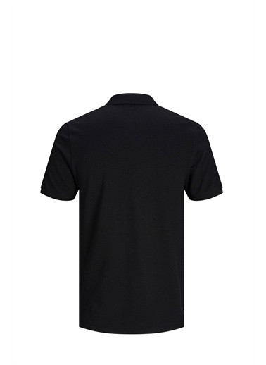 Jack & Jones Tişört Jjebasic 12136516-Wht Siyah